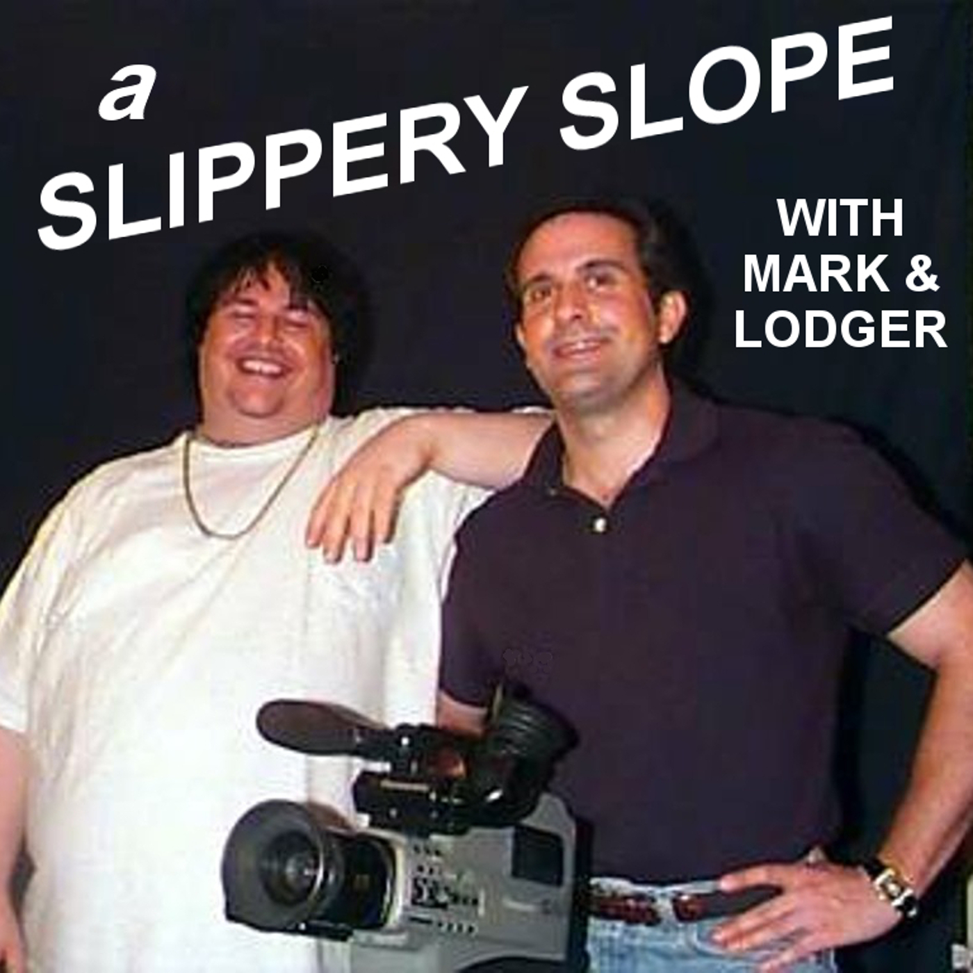 A Slippery Slope Album Cover
